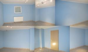 Hier eine Patchwork-Bild der verschiedenen Ansichten meines frisch renovierten Modellbahnkellers